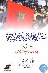1018 - تحميل كتاب مشاريع الإصلاح السياسي بالمغرب في القرنين التاسع عشر والعشرين pdf لـ د. أحمد كافي