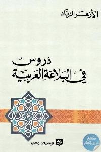 758 - تحميل كتاب دروس البلاغة العربية: نحو رؤية جديدة pdf لـ الأزهر الزناد